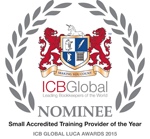 Small Training Provider Nominee 2015