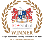 Large Training Provider of the Year 2014