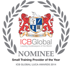 Small Training Provider 2014